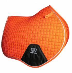 Woof Wear Close Contact Saddle Cloth Colour Fusion - WS0003 Orange