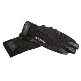 Equetech Childrens Storm Waterproof Riding Gloves