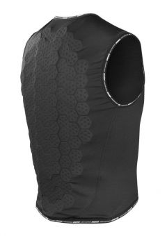 Dainese Alter-Real Waistcoat Back Protector Child  Black