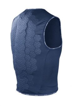 Dainese Alter-Real Waistcoat Back Protector Child  Navy