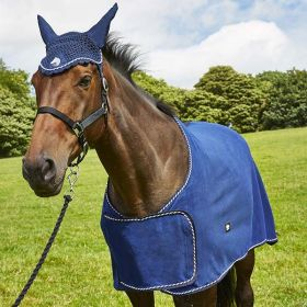Elico Dartmoor Fleece Showing Rugs Navy