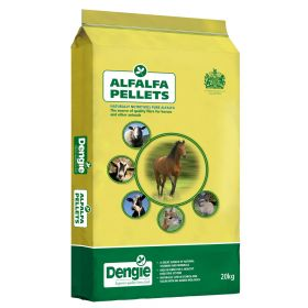 Dengie Alfalfa Pellets 20kg