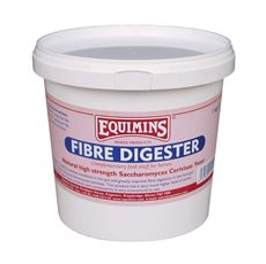 Equimins Fibre Digester Yeast (Saccaromyces Cerivisae)