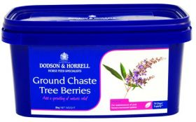 Dodson & Horrell Ground Chaste Tree Berries 2kg - Dodson and Horrell