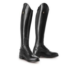 Tredstep Donatello SQ II Field Boot-Black-38 - UK 5-Slim-Short Clearance - Tredstep Ireland