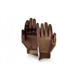 Tredstep Show Hunter Gloves Brown