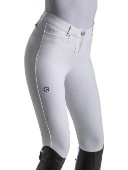 EGO7 Dressage FG Breech-White-32 Ladies EU 42 UK 14 Clearance - EGO7