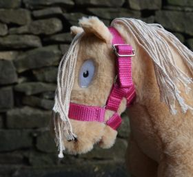 Crafty Ponies Headcollar and Instruction Booklet Pink