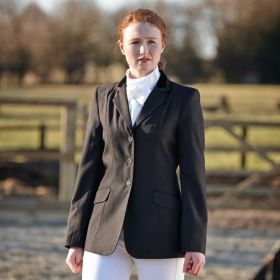 Dublin Haseley Ladies Show Jacket -BLK&SIL-UK 14 - 38 - Clearance