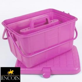 Easi Step 'N' Carry Grooming Box Pink