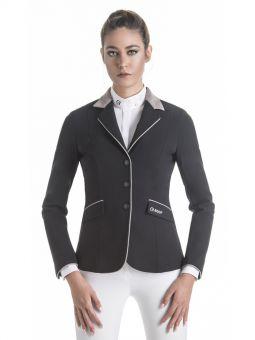 EGO7 Elegance CL Show Jacket-Black-UK 12 - 36 Chest - EU40 Clearance - EGO7