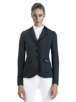EGO7 Elegance CL Show Jacket - Green Grey
