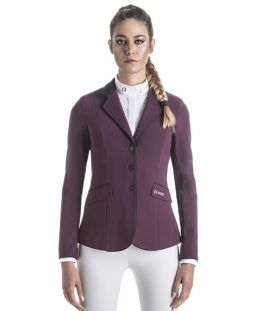 EGO7 Elegance CL Show Jacket - Bordeaux