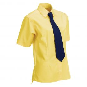 Equetech Flexion Shirt - UK 18 - Canary - Clearance