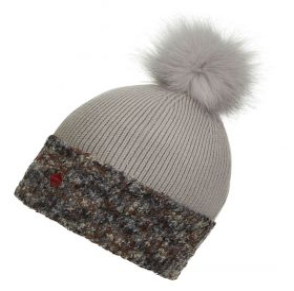 LeMieux Eva Pom Hat - Grey