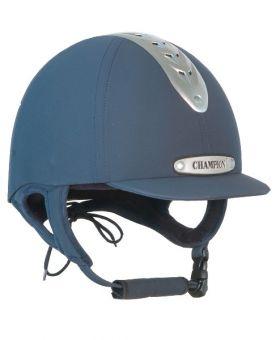 Champion Evolution Riding Hat Adults Size 56-63cm Navy