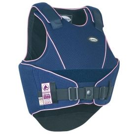 Champion FlexAir Body Protector Adults Navy - Pink