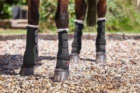 LeMieux Four Seasons Leg Wraps Black