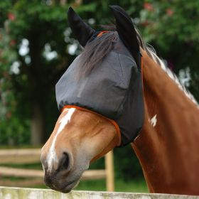 Equilibrium Field Relief Midi Fly Mask (With Ears) - Equilibrium