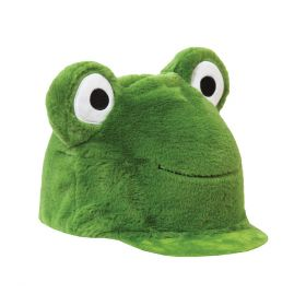 Equetech Philippe Frog Hat Silk - Equetech