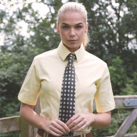 Equetech Flexion Show Shirt Yellow