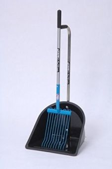 Fyna-lite Skip & Scoop Rake & Collector  Blue
