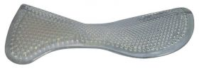 Acavallo Gel Pad and Front Riser  Clear