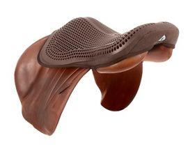 Acavallo Gel Out Cushion Ride Seat Saver - Brown