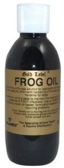 Gold Label Frog Oil 250ml
