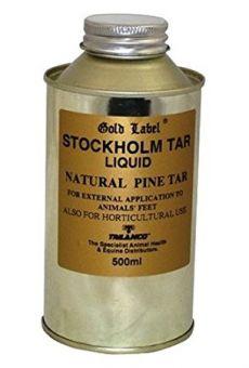 Gold Label Stockholm Tar Liquid 500ml