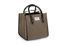 PS of Sweden Grooming Bag Ice Coffee