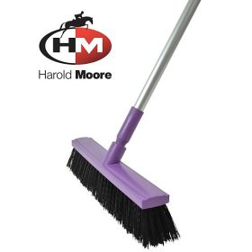 Harold Moore Stable and Yard Brush  Purple