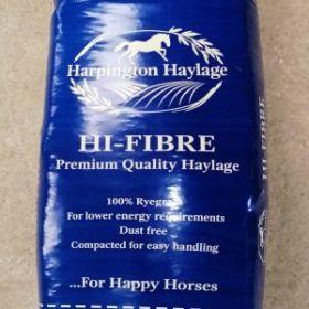 Harpington Haylage Premium Ryegrass Hi Fibre
