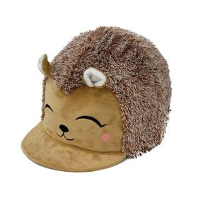 Equetech Henry Hedgehog Hat Silk
