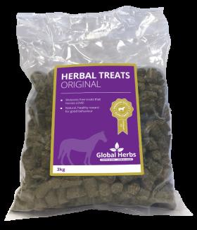 Global Herbs Herbal Treats Mixed Herbs  x 3 Kg