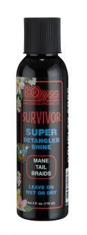 EQyss Survivor Super Detangler and Shine 227ml (Single Bottle)