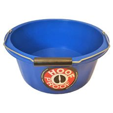 Hoof Proof Shallow Feeder/Multi Purpose Bucket 15ltr Blue