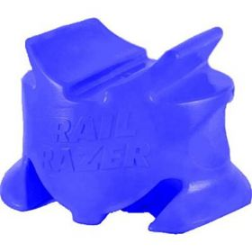 Horsemans Pride Rail Razer 4 pack Blue