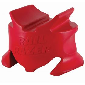 Horsemans Pride Rail Razer 4 pack Red