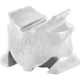 Horsemans Pride Rail Razer 4 pack White