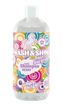 MagicBrush Wash & Shine Shampoo Fruit Surprise 500ml