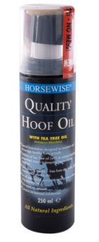 Horsewise Hoof Oil & Applicator 250ml