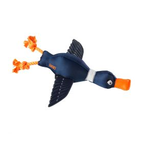 House of Paws Duck Thrower with Wings - Navy