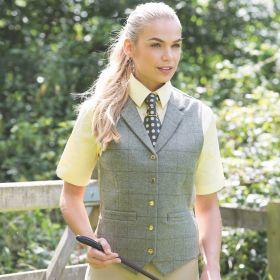 Equetech Heathcote Lapel Tweed Waistcoat