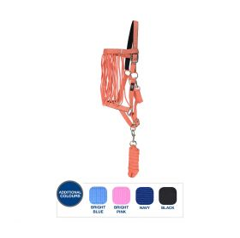 Hy Head Collar, Lead Rope & Fly Veil Set