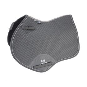 Hy Sport Active Close Contact Saddle Pad - Black