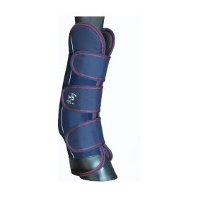 HyIMPACT Event Pro Series Travel Boots Navy - Burgundy