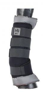 HyIMPACT Stable Protection Boot Black