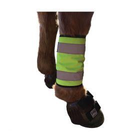 HyVIZ Reflector Horse Leg Wraps