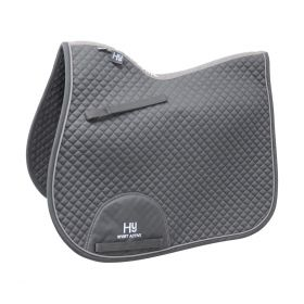 HY Sport Active GP Saddle Pad - Black - HY
